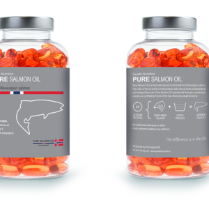 Fiskeolje pure salmon oil